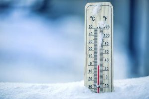 "Faradays ""Tool Box Talk"" – Cold Weather Conditions."