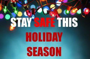 TOOLBOX TALK- Staying Safe during Festive Season